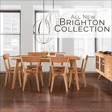 Brighton Danish Modern Dining Set
