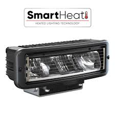 100 Truck Lite Dealers Snow Plow Headlights Model 9800 LED Heated Headlights