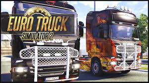 Euro Truck Simulator 2 MP W/ DaSquirrelsNuts - UK To PL - Part 3 ...