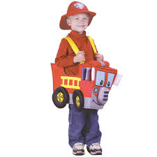 Firefighter Costumes, Child's Firefighter Costume, Adult Firefighter ...