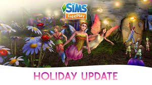 Sims Freeplay Halloween Update by The Sims Freeplay Holiday 2016 Update Sims Community