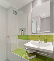 Colors For Bathroom Walls 2013 by Colorful Ideas To Visually Enlarge Your Small Bathroom