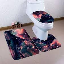 deckel wc abdeckung wasserfall badezimmer griffige pedestal