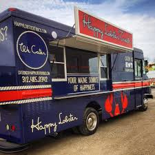 The Happy Lobster Truck Food Truck | College | Pinterest | Food ...