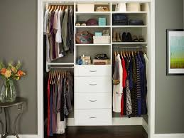 Small Closet Organization Ideas LawnPatioBarn Com Regarding Closets Decorations 16