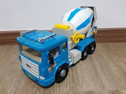 Cement Truck Toy, Toys & Games, Others On Carousell Anand Toys Cement Mixerfriction Toy Price In India Buy Bruder Man Tgs Mixer Truck Educational Planet Cheap Find Deals On Line At Fast Lane Light Sound Toysrus Concrete Review Of The Caterpillar Man Planes Cars And Trains 116 Scale Scania Rseries Online Amazoncom Mack Granite Games Cstruction Miss Chief Battery Operated Pull Back Vehicle End 31220 1215 Pm Buybruder Tga Universe