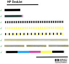 Print Color Test Page Fresh Hp Printer 21 With Additional Coloring