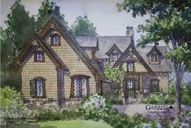Timber Bridge Cottage House Plan 07465 Front Elevation