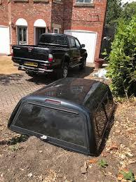 Mitsubishi L200 Black Truck Man Canopy Back Box Hard Top | In ...