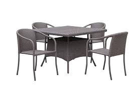 Amazon.com : Creative Living 10093555 Boli 5 Piece Dining ... 51 Wicker And Rattan Chairs To Add Warmth Comfort Any 1960s Vintage Drexel Caned Barrel Back A Pair For Soldpair Of High Barrel Back Caned Reading Chairs Antique Teak Posts Facebook Tortuga Low Chair Of Mid Century Cane Club By Mcguire Ding Room Toboggan Arm Mcgm130c Set Six Danish Leather Kofodlarsen Style Midcentury Side Claude