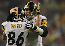 Pittsburgh Steelers Behind The Steel Curtain by With Visions Of Hall Of Fame Hines U0027 Sight Is 20 20 Behind The