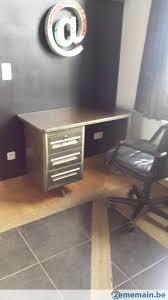 bureau m騁allique industriel bureau métallique industriel ancien a vendre 2ememain be