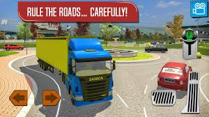Delivery Truck Driver Simulator - Android Games In TapTap | TapTap ...