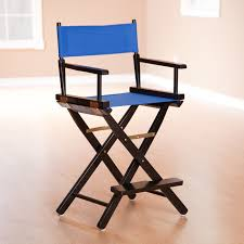 Portable Directors Chair by Newport 24 In Counter Height Directors Chair Hayneedle