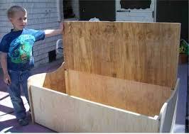 indoor storage bench seat plans backyard arbor
