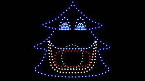 Bellevue Baptist Church Singing Christmas Tree Youtube by Rgb Singing Christmas Tree Sample Video Youtube