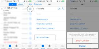 How to Block Calls and Messages on iPhone Running iOS 7