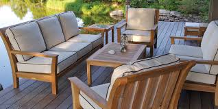 Teak Wood Furniture Deck — New Home Design fortable and