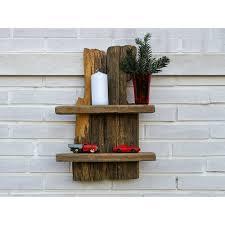 regal aus treibholz rustikal wandregal wanddeko einzigartige treibholzmöbel dekoregal deko wohndeko