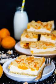 quark streuselkuchen mit aprikosen tinas küchenzauber