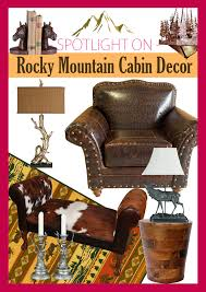Rocky Mountain Cabin Decor Store Shop Review Western Decorating Ranch Cottage Log Rustic Wagon Chandeliers