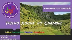 what does chambre in trilho rocha do chambre at agrupamento 492 conceição angra do
