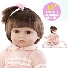 Amazoncom Jane Bradbury Poseable Child Doll With Sculpted Kitty