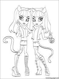 Purrsephone Monster High Doll