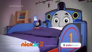 hellohome thomas the tank engine snuggletime toddler bed nick jr