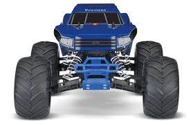 100 Blue Monster Truck Traxxas Bigfoot Ripit RC RC S RC Cars RC Financing