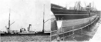 Sinking Of The Britannic Youtube by After The Titanic Sinking Rescuers On The Main Body Recovery Ship