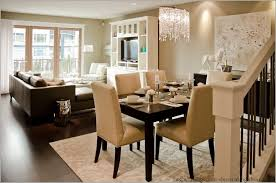 Living Room Dining Combo Adorable And Decorating Ideas