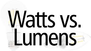 watts vs lumens superbrightleds