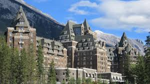 100 Fairmount Truck Rental Inside The Worldfamous FAIRMONT BANFF SPRINGS HOTEL Canada