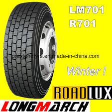 100 Lm Truck China Aeolus Roadlux Longmarch Radial Tires 528 216 516