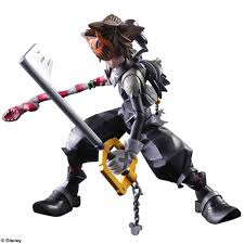 Halloween Town Keyblade by Discover Your Destiny With New Kingdom Hearts Ii Play Arts Kai Figures