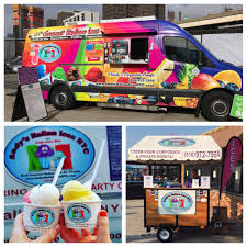 Andy's Italian Ices NYC - New York Food Trucks - Roaming Hunger