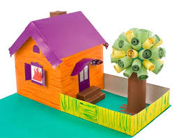 Home Craft Ideas Kids