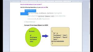 How To Convert Json String To Json Object In Java Using Jackson