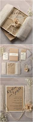 590c9930b12c9f14ad6742186695f88c Box Wedding Invitations Rustic
