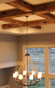 Snapclip Suspended Ceiling Canada by Beautiful Natural Chandelier By Elk Lighting Hangs Beneath