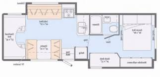 Class C Motorhome With Bunk Beds by Rv Mattresses Beds Camping Bedding Camping World Used Class C
