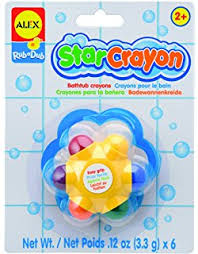 Crayola Bathtub Crayons Target by Amazon Com Crayola 9 Count Bathtub Crayons Toys U0026 Games