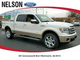 100 2013 Ford Truck Used F150 For Sale In Martinsville VA Stock F118737