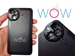 WoW iPhone Lens Case fers Wide Angle Macro eZoom App And More