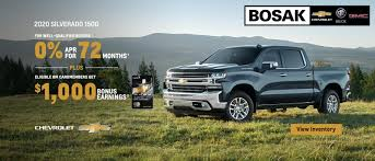 100 Used Chevy Trucks For Sale Bosak Chevrolet Buick GMC In Michigan City Your Chevrolet
