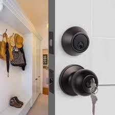 2x knob cylinder 80mm 40 40 10 door cylinder lock keyed