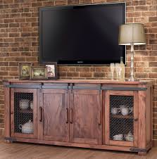 Rustic 80 Tv Stand Barn Door For Measurements 1200 X 1215