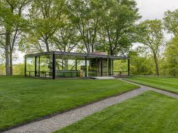 100 Glass House Architecture The Visit CT