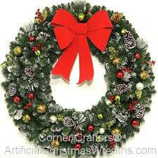 35 best large christmas wreaths images on pinterest large